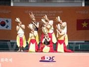 Celebran Festival Cultural de Vietnam en ciudad sudcoreana de Daejeon