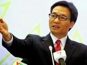 Vicepremier vietnamita pide aumentar apoyo personas con méritos revolucionarios