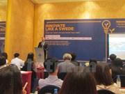 Lanzan en Vietnam concurso nacional sobre cambio climático