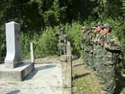 Vietnam y Laos comparten una frontera pacífica y estable