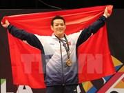 Vietnam logra siete medallas en primer día de competencias de AIMAG 2017