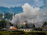 Filipinas cree que la batalla para retomar Marawi está ultimando