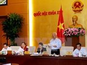Comité del Parlamento vietnamita debate medidas para promover lucha anticorrupción