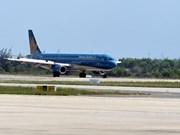 Vietnam Airlines reanuda servicio en ruta Hanoi-Tuy Hoa