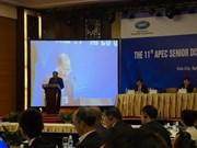 Funcionarios del APEC buscan medidas para enfrentar riesgos de desastres