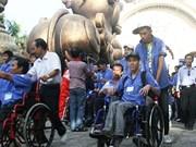 Crearán en Vietnam portal de turismo para discapacitados