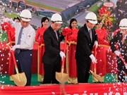 Inician construcción de primera fábrica de piezas de motores de aviones en Vietnam