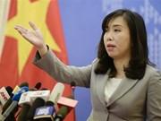 Vietnam está determinado a luchar contra la corrupción, afirma su portavoz