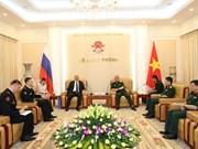 Vietnam fortalece nexos en defensa con Rusia y Filipinas ´
