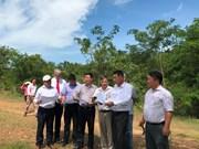 Instalarán en Vietnam estaciones calculadoras de energía solar