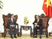 Vicepremier de Vietnam aboga por ampliación de nexos con Sudcorea