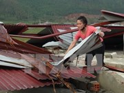 Vietnam brinda asistencia a víctimas del tifón Doksuri