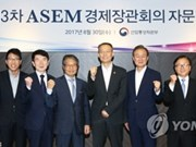 Ministros de ASEM apoyan el libre comercio y la cooperación tecnológica