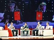 Efectúan Intercambio amistoso de Defensa fronteriza Vietnam-China