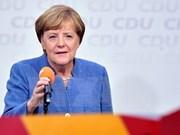Vietnam felicita a Angela Merkel por su victoria en las elecciones alemanas