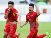 Vietnam honrado con premios de la Federación de Fútbol de ASEAN