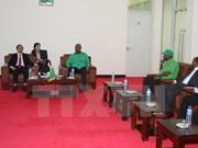 Partido gobernante de Tanzania aspira a aprender experiencias de renovación de Vietnam