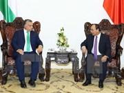 Vietnam y Hungría robustecen lazos multifacéticos