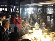 Presentan en Hanoi arte de la porcelana contemporánea de Hungría