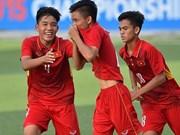 Vietnam clasifica a la ronda final del Campeonato Asiático de fútbol sub-16