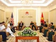 Vietnam y EE.UU. comprometidos con labores de mitigación de secuelas de guerra