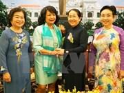 Presidenta de Cumbre Mundial de Mujeres aprecia esfuerzos de Vietnam en empoderamiento de féminas