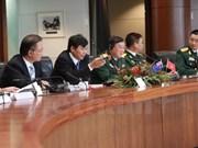 Vietnam y Australia efectúan quinto diálogo estratégico de diplomacia y defensa