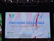 Estrenan en Vietnam aplicación móvil de consulta médica mediante videollamadas