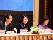 Vicepresidenta vietnamita: Economías del APEC deben aumentar empoderamiento de mujeres
