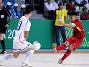 Vietnam satisfecho con resultados alcanzados en Juegos Asiáticos Bajo Techo
