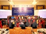 APEC creará entorno favorable para participación de mujeres en economía