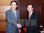 Celebran en Hanoi aniversario del Día Nacional de China