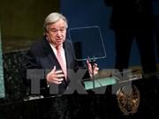 Gobierno myanmeno solicita visita de secretario general de ONU
