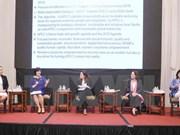 Efectúan en Vietnam diálogo de políticas de alto nivel del APEC sobre mujer y economía