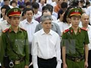 Tribunal de Hanoi dicta severas condenas a exejecutivos de Oceanbank