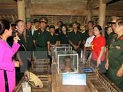 Inauguran casa conmemorativa construida por Laos dedicada al Presidente Ho Chi Minh