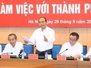 Exigen impulsar el desarrollo de un Hanoi civilizado