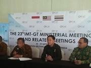 Indonesia, Malasia y Tailandia estrechan relaciones cooperativas