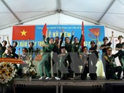 Conmemoran quinto aniversario de Espacio Cultural de Vietnam en Alemania