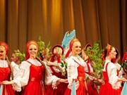 Días de Rusia deleitará al público vietnamita con variado programa artístico