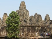 Camboya registra alza del ingreso de venta de entradas al parque arqueológico de Angkor