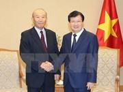  Vietnam reitera disposición de favorecer inversiones japonesas