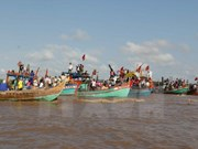 Inauguran en Ciudad Ho Chi Minh festival Nghinh Ong