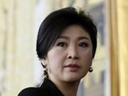 Tailandia confirma presencia de Yingluck Shinawatra en Reino Unido