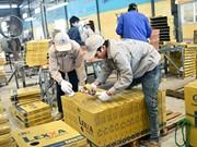 Industrias de impresión y empaquetado en Vietnam registran alto crecimiento
