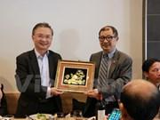 Asociación de empresarios vietnamitas en Australia busca impulsar diplomacia económica
