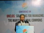 La UNCLOS, clave para solución de disputas en Mar del Este