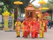 Inauguran Festival Otoñal de Con Son-Kiep Bac en Vietnam