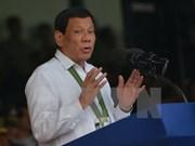 Presidente filipino establece agencia anticorrupción