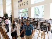 Celebran en Vietnam exposición fotográfica en homenaje al Che Guevara
